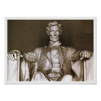 Lincoln Memorial Photography Print
