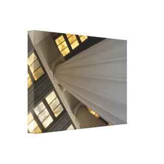 Lincoln Memorial pillars architecture photo canvas Canvas Prints