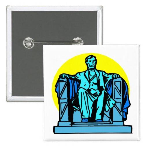 Lincoln Memorial Pins