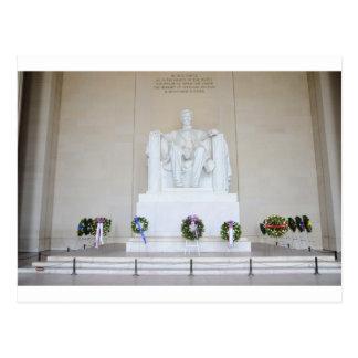 Lincoln Memorial. Postcards