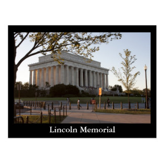 Lincoln Memorial Postcards