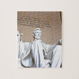 Lincoln Memorial Puzzles