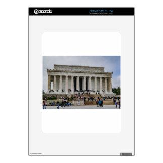 Lincoln Memorial Skins For iPad