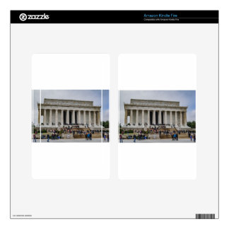 Lincoln Memorial Skins For Kindle Fire