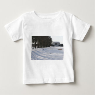 lincoln memorial snow baby T-Shirt