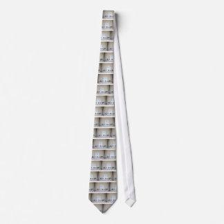 Lincoln Memorial. Tie