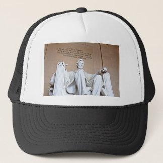 Lincoln Memorial Trucker Hat