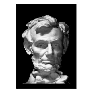 Lincoln Memorial Washington DC 2002~1 jGibney ATC Large Business Cards (Pack Of 100)