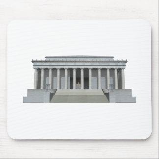 Lincoln Memorial: Washington DC Mouse Pad