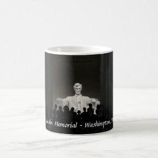 Lincoln Memorial - Washington, DC Mug