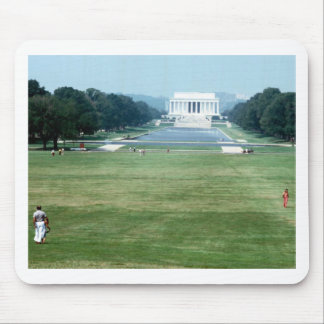 Lincoln Memorial Washington DC Nations capital Mouse Pad
