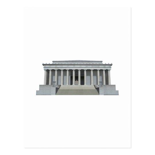 Lincoln Memorial: Washington DC Postcard