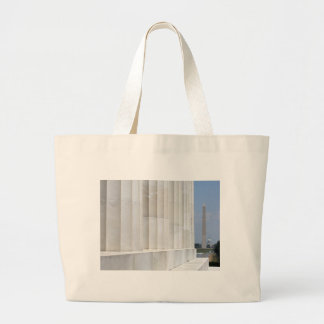 lincoln memorial washington monument bags