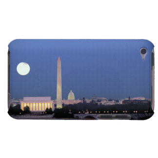 Lincoln Memorial, Washington Monument, US Barely There iPod Case