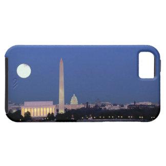 Lincoln Memorial, Washington Monument, US iPhone SE/5/5s Case