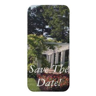Lincoln Park Floral Gardens Case For iPhone SE/5/5s