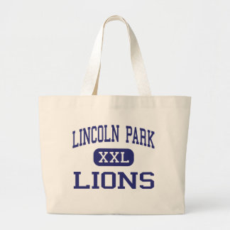 Lincoln Park - Lions - High - Chicago Illinois Tote Bag