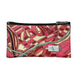 Lincoln Park, Los Angeles Cosmetic Bag