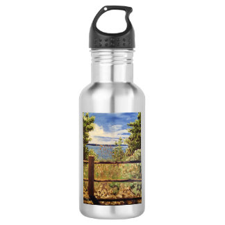 """""""Lincoln Park"""" Stainless Steel Water Bottle"""