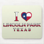 Lincoln Park, Texas Mouse Pad