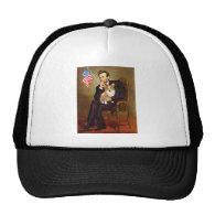 Lincoln - Pembroke Welsh Corgi 1 Hat