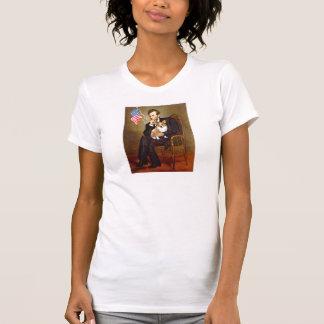 Lincoln - Pembroke Welsh Corgi 1 T-Shirt