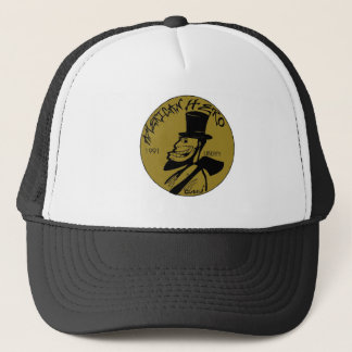 Lincoln Penny From Hell Trucker Hat