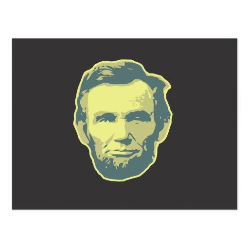 Lincoln Postcard