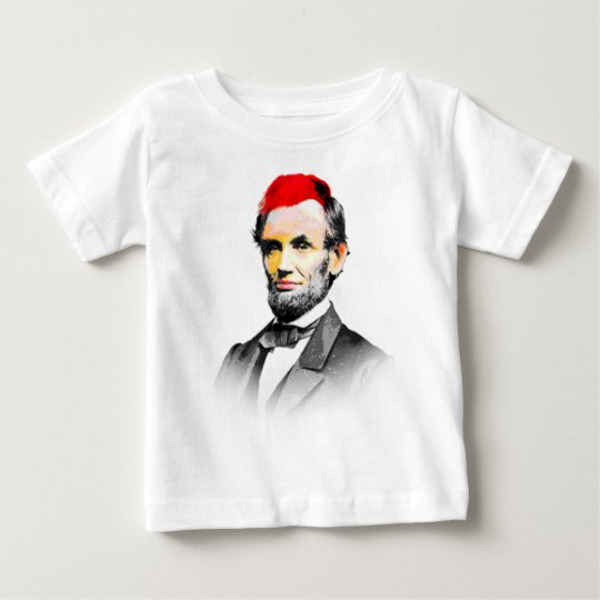 Lincoln Punkd Baby T-Shirt