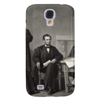 Lincoln Reading the Emancipation Proclamation Samsung Galaxy S4 Cover