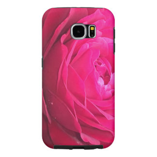 Lincoln Red Rose Samsung Galaxy S6 Cases