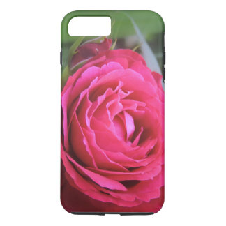 Lincoln Red Rose w/Bud iPhone 7 Plus Case