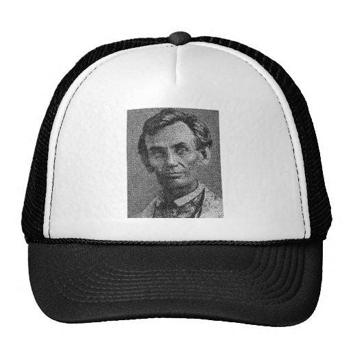 Lincoln rindió con la dirección de Gettysburg Gorro