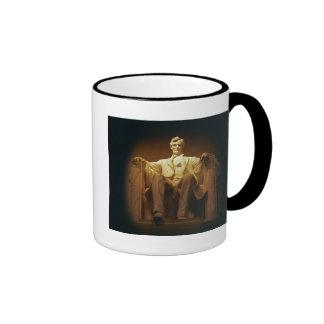 Lincoln Ringer Coffee Mug