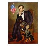Lincoln - Rottweiler Felicitacion