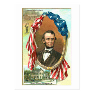 Lincoln s Birthplace Post Card