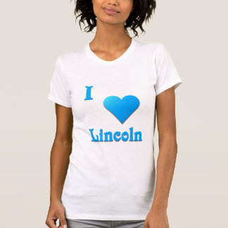 Lincoln -- Sky Blue T-Shirt