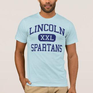 Lincoln - Spartans - Junior - Skokie Illinois T-Shirt