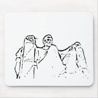 Lincoln - The Great Leader Mouse Pad