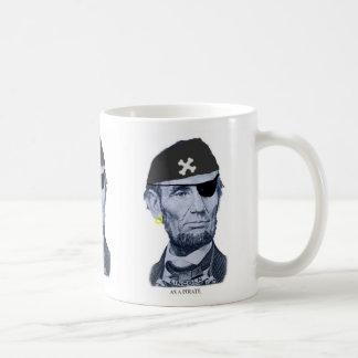 Lincoln the Pirate mug