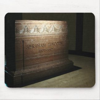 Lincoln Tomb Mouse Pad