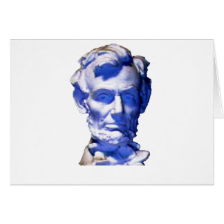 Lincoln transp The MUSEUM Zazzle Card