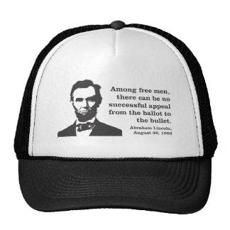 Lincoln Trucker Hat