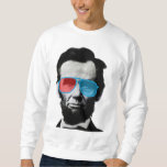 Lincoln Vision Crew Neck Pull Over Sweatshirts