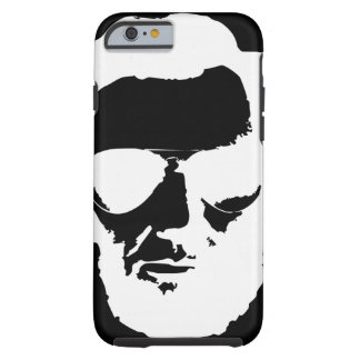 Lincoln with Aviator Sunglasses - White Tough iPhone 6 Case