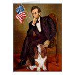 Lincoln y afloramiento #2 felicitación