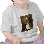 Lincoln y su Borzoi Camisetas