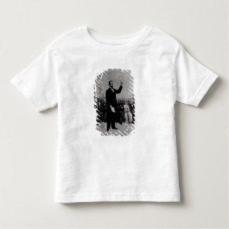 Lincoln's Address at Gettysburg, 1895 Toddler T-shirt