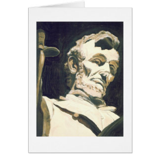 Lincoln's Memorial Blank Card