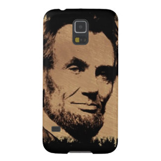 Lincoln's Mug Case For Galaxy S5